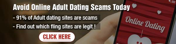 Avoid adult dating scams